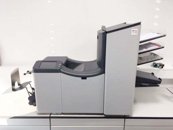 Kuvertiersystem FPi 4530 OMR Low Level
