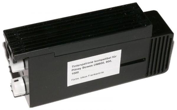 Kompatible Farbpatrone für Pitney Bowes DM 800, DM 900, DM 1000* Frankiermaschinen