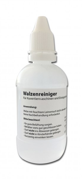 Walzenreiniger 50 ml