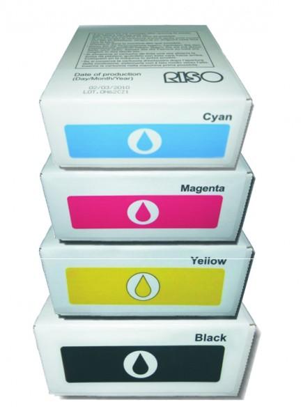 Farben für ComColor - CMYK