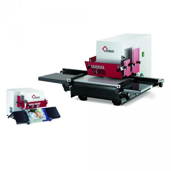 Automatische Heftmaschine Serie HM 15