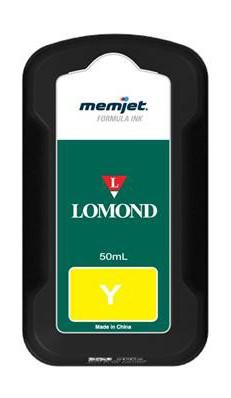 Tintenpatrone yellow für Lomond Evojet Office 1