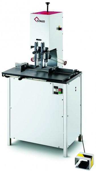 Papierbohrmaschine Serie PB2000