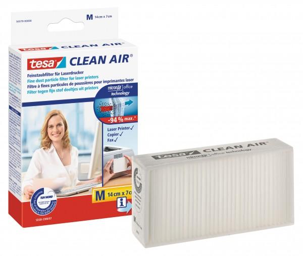 tesa® Clean Air® Feinstaubfilter für Laserdrucker